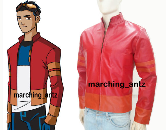 Generator Rex Jacket Marchingantz Online Leather Shop