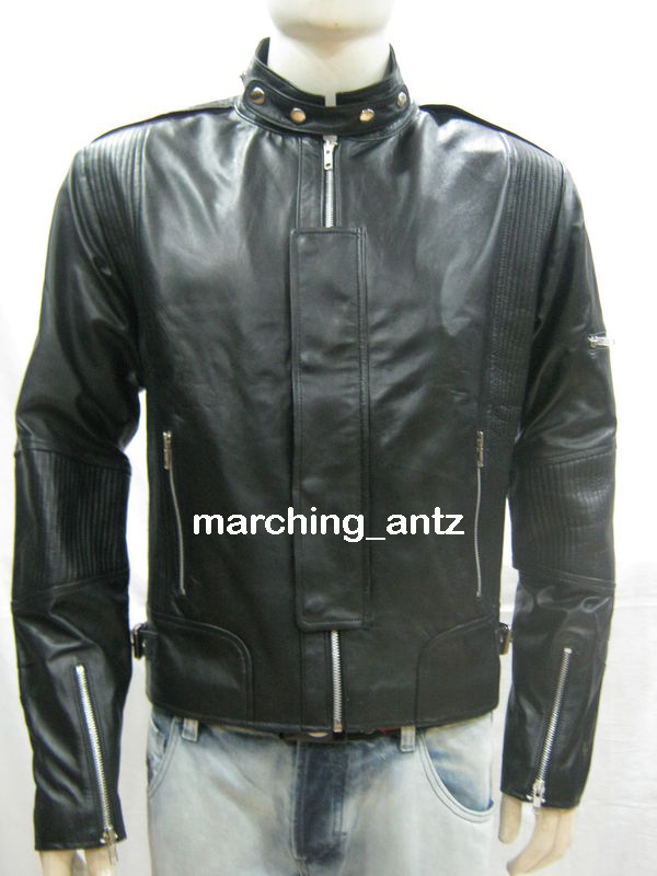Daft Punk Leather Jacket Marchingantz Online Leather