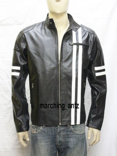 Shop · Men · Leather Jackets  Casual Fashion Leather Jacket 89. blk-str 6fb2a55d5070