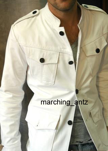 MarchingAntz white mandarin
